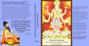 Book Cover for Surya's Tapestry
